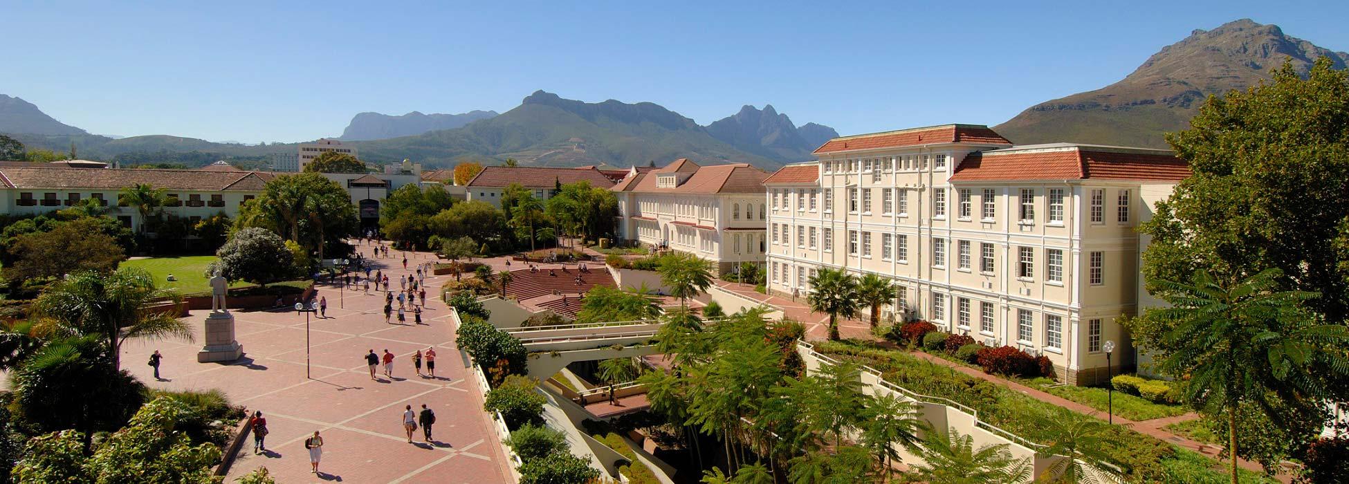 Pic of Stellenbosch